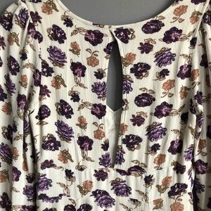 Free People Dresses - Free People • Floral Mini Dress